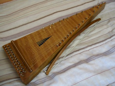 The Bowed Psaltery