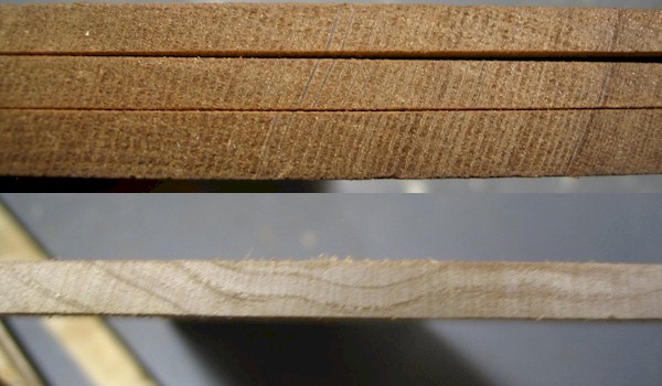 Quartersawn vs Flatsawn Wood Lumber