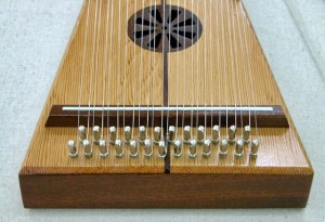 Dave Owen bowed psaltery