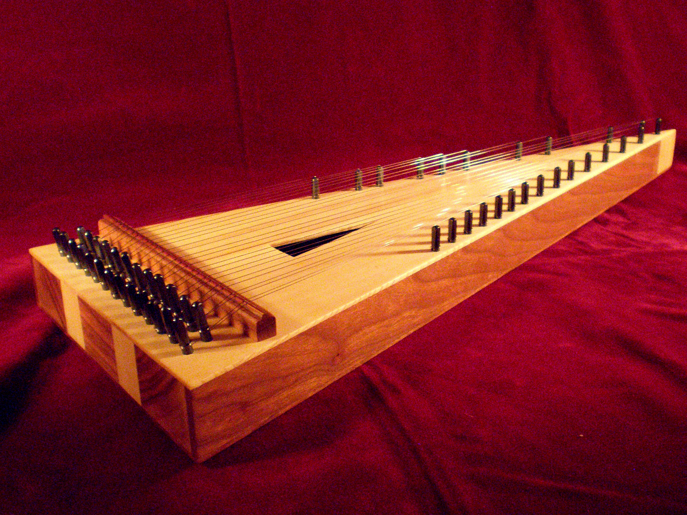A Gallery Of Psalteries A Psimple Psaltery